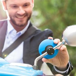 TomTom  a conçu un GPS connecté  pour les scooters
