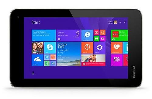 Toshiba Encore Mini : une tablette  de 7 pouces sous Windows 8.1