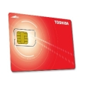 Toshiba lance ses premières cartes SIM avec module NFC