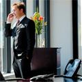 Travailler plus mais …en téléphonant moins au bureau !
