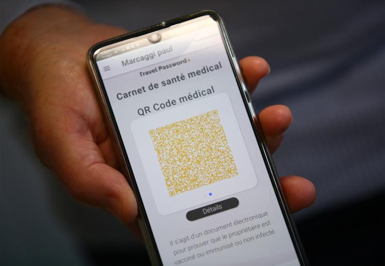 Travel Password, une application pour sauvegarder sur son smartphone son dossier médical