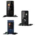 Trois nouveaux modèles dédiés à la musique chez Sony Ericsson