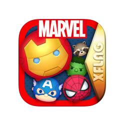 Le jeu MARVEL Tsum Tsum est disponible   iOS et Android