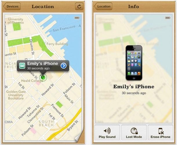 L'application «Find my iPhone» permet l'arrestation d'un voleur