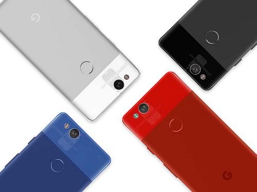 Google Pixel 2 : un lancement prévu le 5 octobre