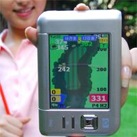 Un PDA GPS pour golfeurs et golfeuses