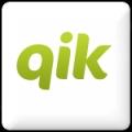 Une nouvelle application iPhone lancée par Qik