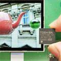 Une puce graphique 3D pour téléphones mobiles chez Toshiba
