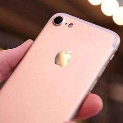 Une vidéo de l'iPhone 7 allumé