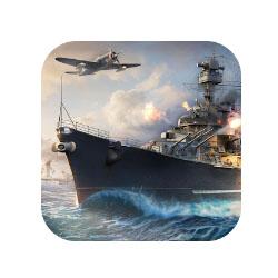 Des combats navals pendant la deuxième seconde guerre mondiale en 3D