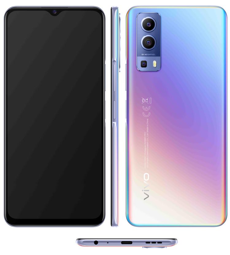 Vivo dégaine deux nouveaux modèles 5G : le X60 Pro et le Y72 5G