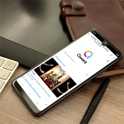 Wiko choisit d'installer Qwant comme moteur de recherche par défaut sur le View2 Pro