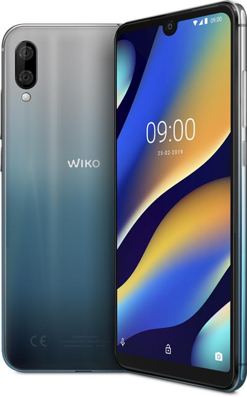 Wiko lance le View3 Lite avec un écran optimisé comprenant une encoche