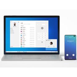 Windows 10 prend désormais en charge les appels téléphoniques depuis les smartphones Android