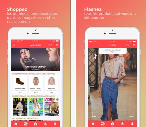 Wishibam : l'application qui trouve ce que vous cherchez