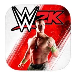 WWE 2K est disponible sur iOS et Android