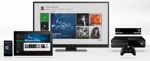 Xbox Music : l'écoute gratuite, c'est terminé