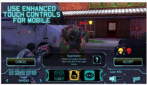XCOM: Enemy Unknownest est disponible sur l'App Store