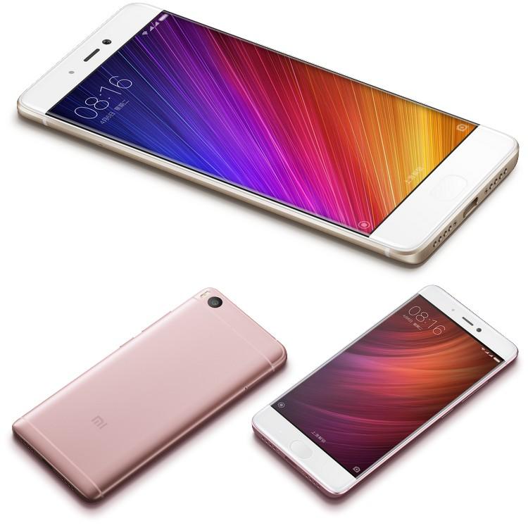 Xiaomi : le Mi 5s a de quoi faire trembler Samsung et Huawei