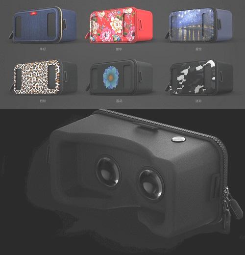 Xiaomi Mi VR Play ou le casque de réalité virtuelle à moins de 1 euro