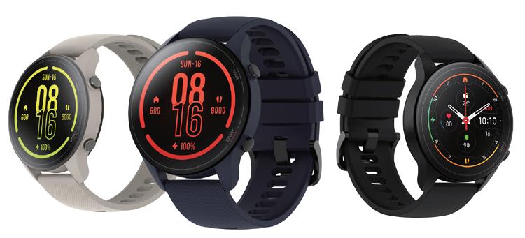Xiaomi prévoit de commercialiser sa première montre connectée début 2021