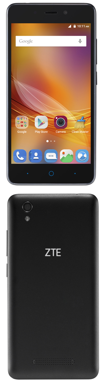 ZTE Blade A452 : un smartphone avec 2 jours d'autonomie à petit prix