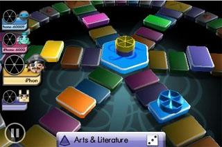 Trivial Poursuit : un jeu de société pour l'iPhone