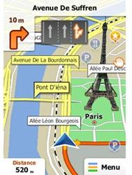 IGO My Way 2009 débarque sur l'App Store