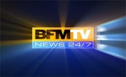 BFM TV débarque sur l'iPhone