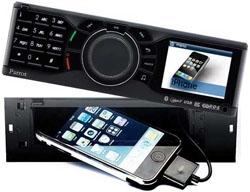 Parrot va lancer un autoradio compatible avec l'iPhone