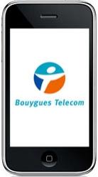Bouygues Télécom lance sa première application pour l'iPhone