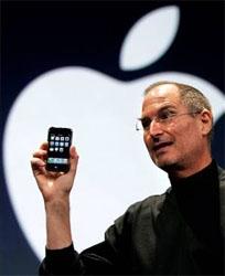 Steve Jobs rassure les possesseurs de l'iphone 3G, concernant l'IOS 4