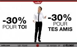 Celio lance une opération commerciale sur l'iPhone