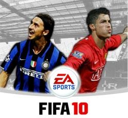La version iPhone de FIFA 10 est attendue pour le 2 octobre prochain