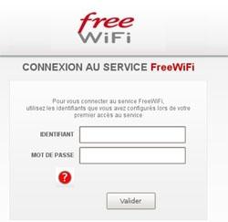 Free a facilité la connexion à FreeWifi sur l'iPhone