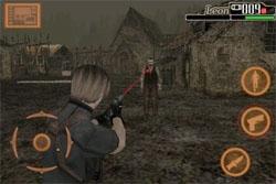 Resident Evil 4 est disponible sur l'iPhone
