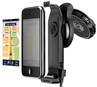 L'application TomTom pour iPhone est disponible
