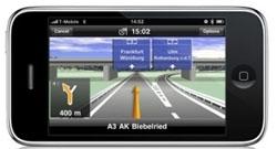 Navigon prépare l'info trafic sur l'iPhone