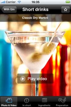 iVideoCocktails : un logiciel qui permet de réaliser des cocktails en vidéo