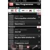 Consultez les programmes TV de Télépoche sur l'iPhone