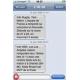 Les MMS seront gérés comme des SMS avec le firmware 3.0